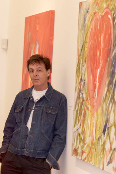Paul McCartney Art Exhibition