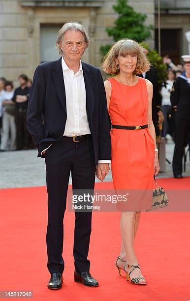 Sir Paul Smith and Lady Smith attend A Celebration of the Arts at Royal Academy of Arts on May 23 2012 in London England