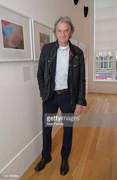 Sir Paul Smith attends New Habitat Design Initiative And Private View Of John Pawson A Visual Inventory Book Launch on May 10 2012 in London England