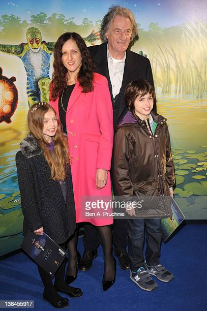 Sir Paul Smith attends the Cirque du Soleil Totem Premiere at Royal Albert Hall on January 5 2012 in London England