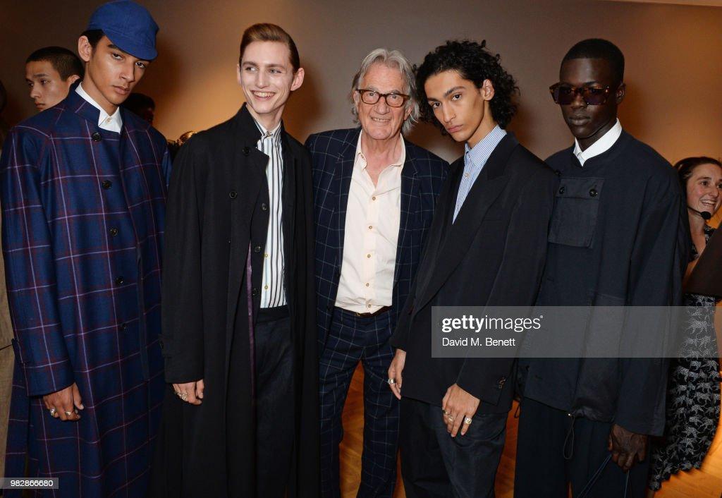 Paul Smith - Front Row - Paris Fashion Week - Menswear Spring/Summer 2019 : ニュース写真