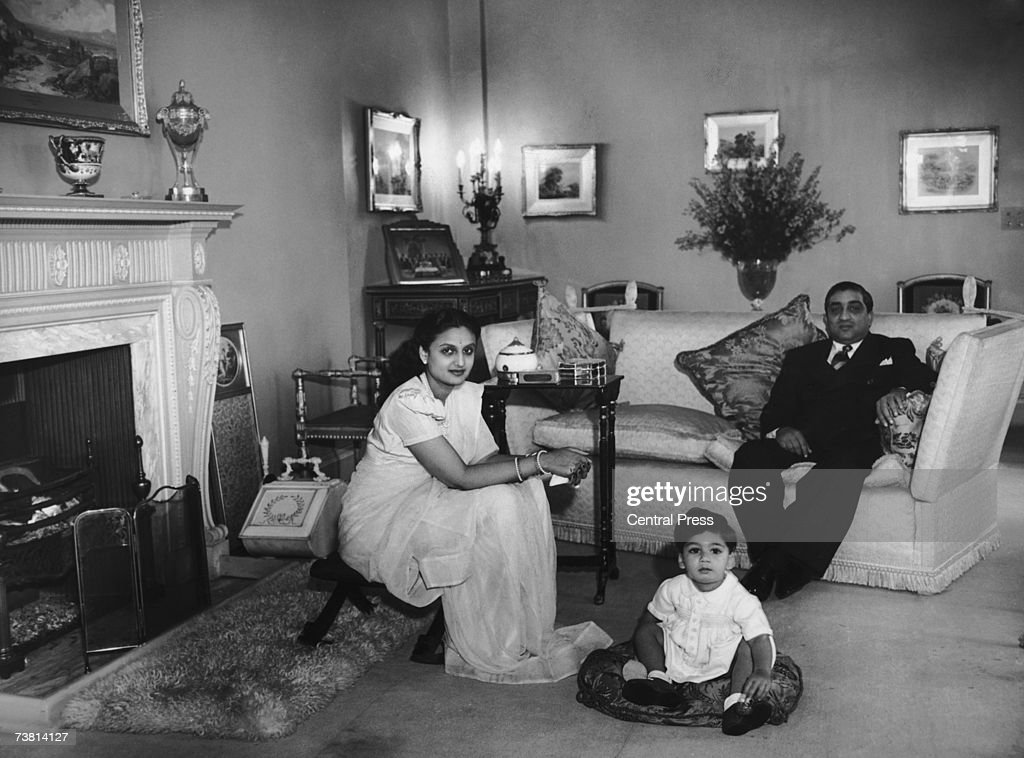 Maharajah's Family : Nieuwsfoto's