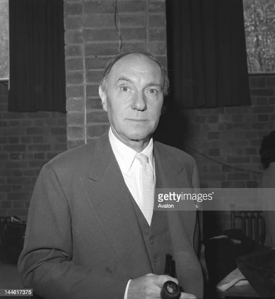 Sir Ralph Richardson 18th October 1962