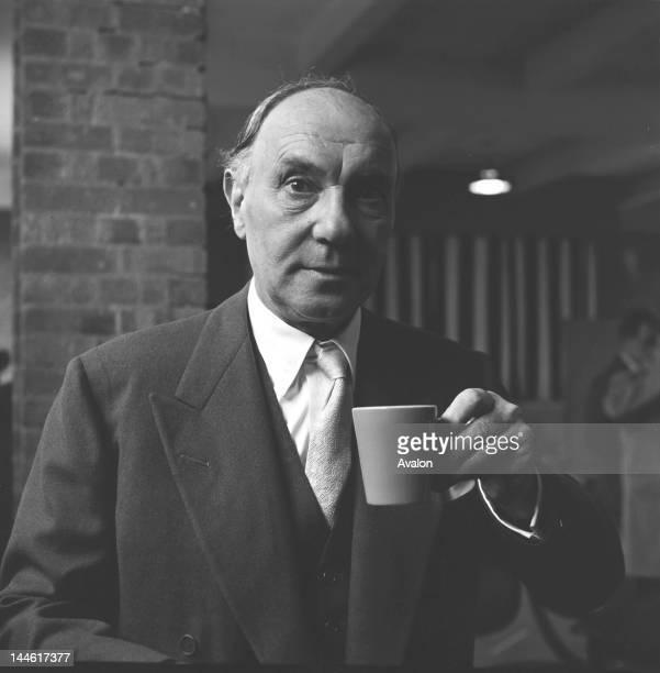 Sir Ralph Richardson May 1962