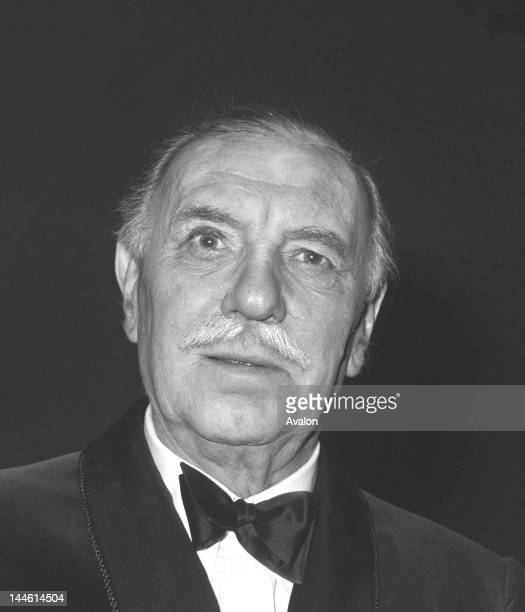 Sir Ralph Richardson May 1977