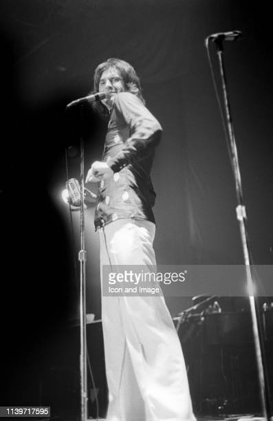 Sir Ray Davies who with his brother Dave founded The Kinks one of the pioneering rock bands of the British Invasion performs in Central Park at the...