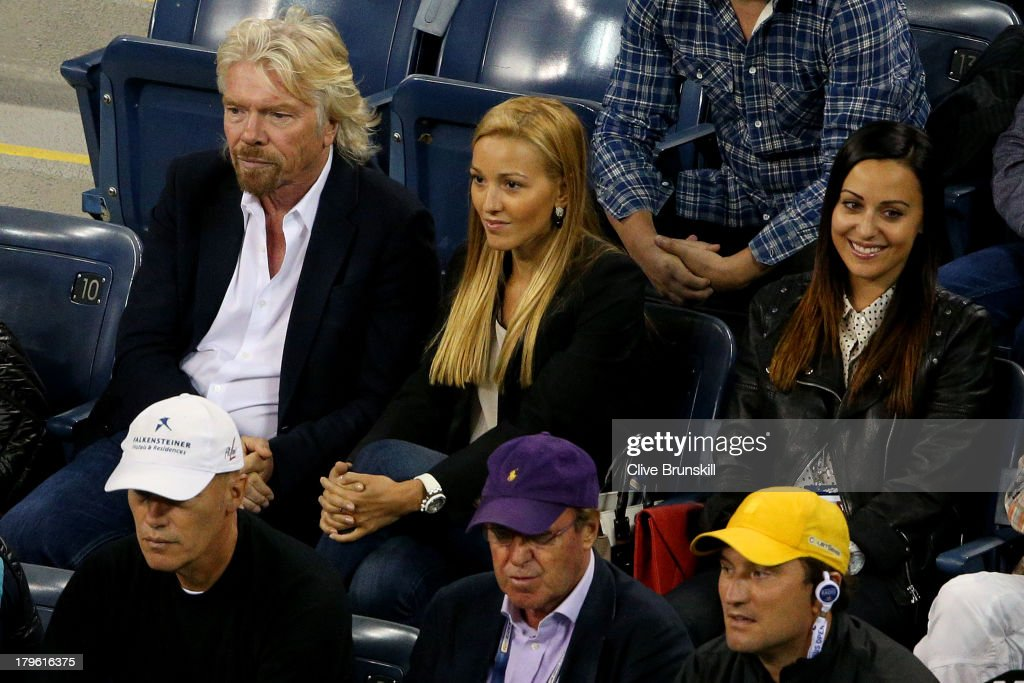 Branson girlfriend richard Richard Branson
