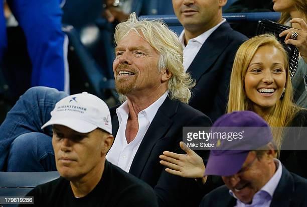 Branson girlfriend richard Richard Branson's