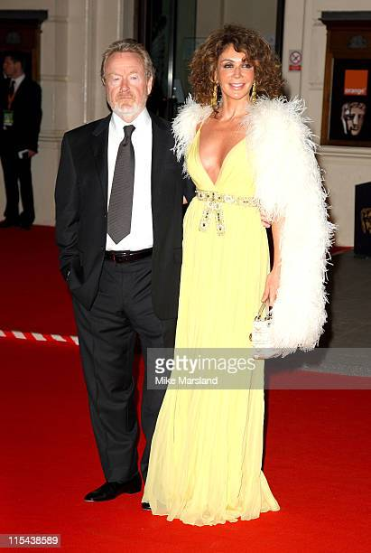 Sir Ridley Scott arrives at the Orange British Academy Film Awards 2008 held at the Royal Opera House on February 10 2008 in London England