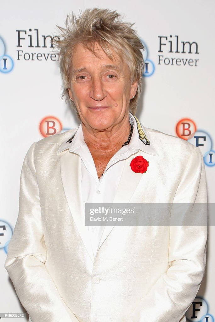 """Rod The Mod"" - BFI Screening And Q&A With Sir Rod Stewart"