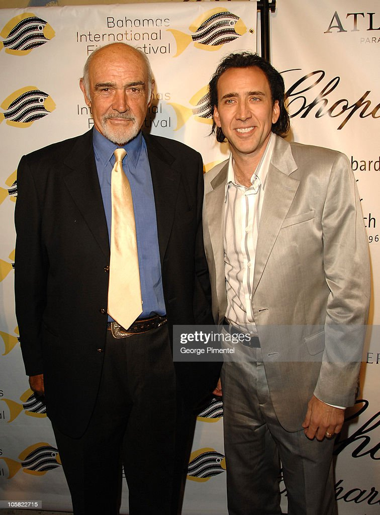 3rd Annual Bahamas Film Festival - Nicolas Cage Tribute - Day 2 : News Photo