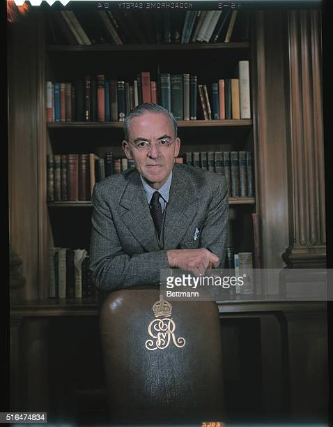 Sir Stafford Cripps British statesman