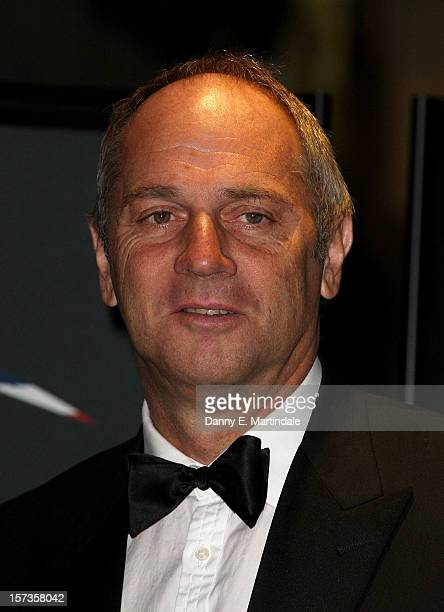 Sir Steve Redgrave attends the Jaguar Academy of Sports awards at The Savoy Hotel on December 2 2012 in London England