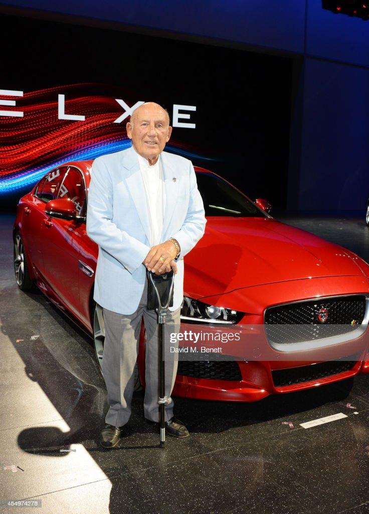 The Global Launch Of New Jaguar XE Sport Saloon