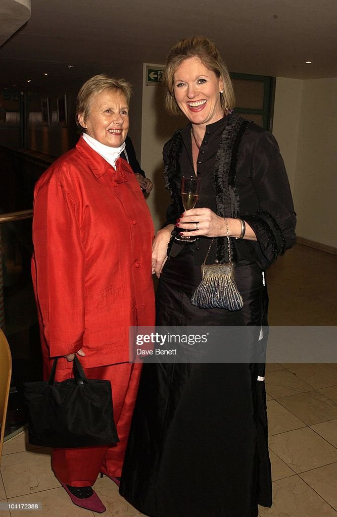 Sir Terrance Conran's Wife Victoria And His Sister, Sir Elton John And Sir Terrance Conran Celebrated Ten Years Of Quaglinos Restaurant And Ten Years Of The Elton John Aids Foundation, At Quaglinos Restaurant, London