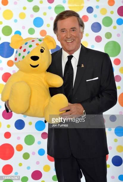 Sir Terry Wogan backstage during BBC Children in Need on November 18 2011 in London England