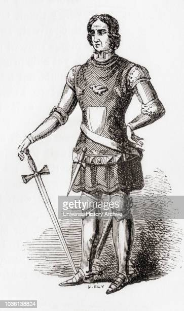 Sir Thomas Erpinghamc13551428 English knight who became famous as the commander of King Henry V's longbow wielding archers at the Battle of Agincourt...