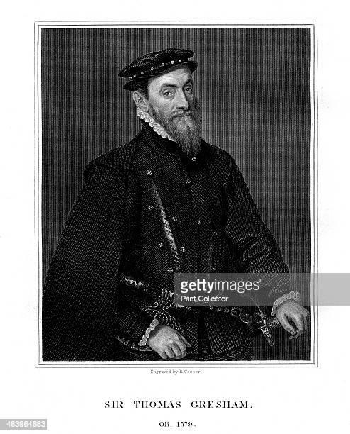 Sir Thomas Gresham English merchant and financier Gresham was the founder of the Royal Exchange