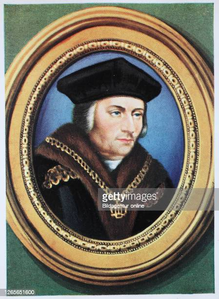 Sir Thomas More 7 February 1478 – 6 July 1535 venerated in the Catholic Church as Saint Thomas More was an English lawyer social philosopher author...