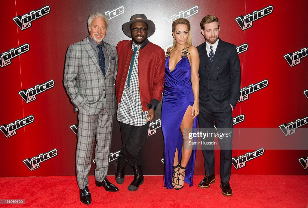 """The Voice UK"" Series 4 - Launch Photocall"