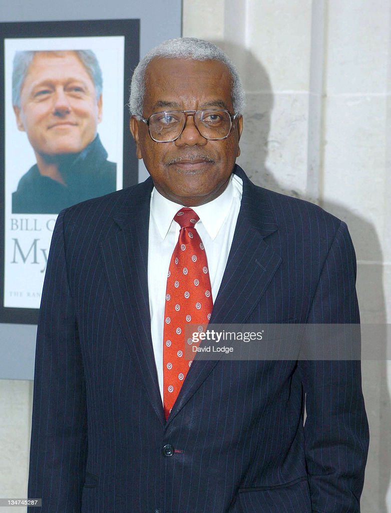 "Bill Clinton's New Book, ""My Life"" -  London Launch Party - Arrivals"