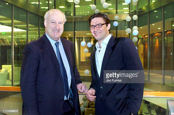 Sir Victor Blank with Andrew Wessels Andrew Wessels today launched his campaign with Sir Victor Blank and rugby's Will Greenwood Andrew aims to break...
