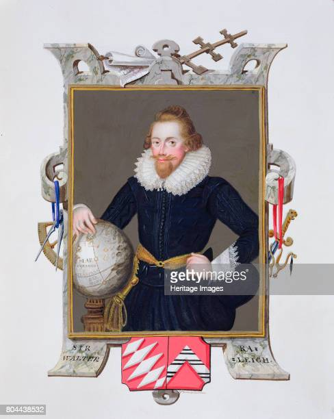 Sir Walter Raleigh English writer poet courtier adventurer and explorer Raleigh was a favourite of Queen Elizabeth I who knighted him in 1585 In...