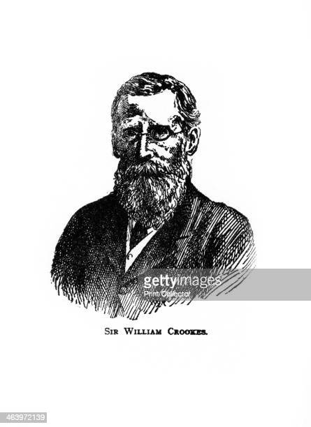 sir william crookes Sir william crookes investigated cathode rays , showing that they travel in straight lines which crookes tube thallium was discovered by sir william crookes in 1861 thallium is a chemical.