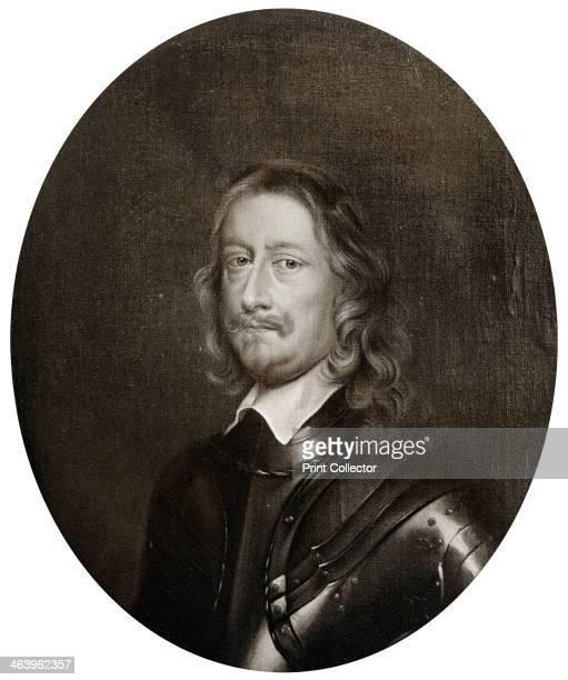 Sir William Waller English soldier 17th century Portrait of Waller Illustration from Samuel Rawson Gardiner's Oliver Cromwell