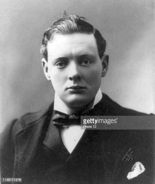 Sir Winston Leonard SpencerChurchill 1874 24 January 1965 British politician who was the Prime Minister of the United Kingdom from 1940 to 1945 and...