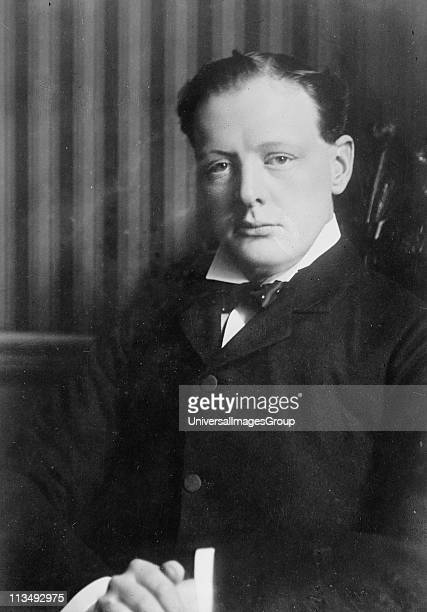Sir Winston Leonard Spencer-Churchill British statesman. He served as Prime Minister 1940-1945 and again 1951-1955