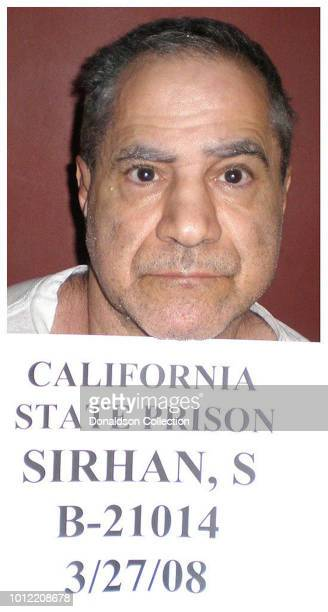 Sirhan Sirhan migshot in March 2008
