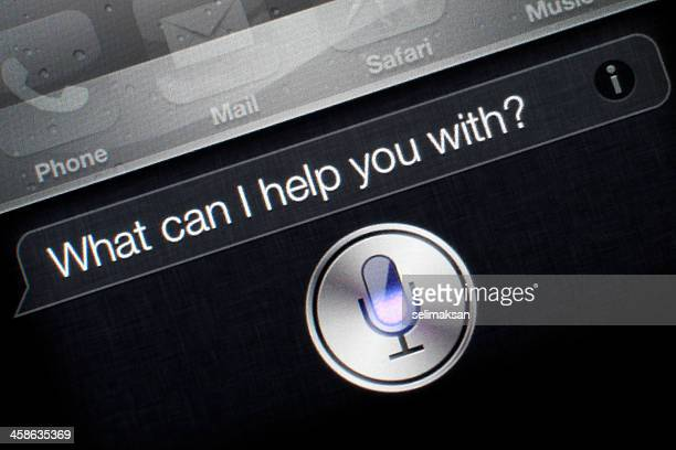 Siri application on Iphone 4S
