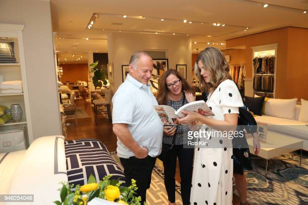 Siri Daly attends 'Siriously Delicious' by Siri Daly book launch event at Williams Sonoma Columbus Circle on April 14 2018 in New York City