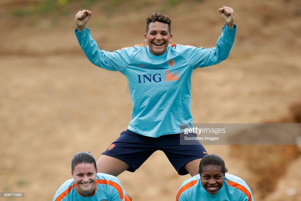 Holland Women Training Session