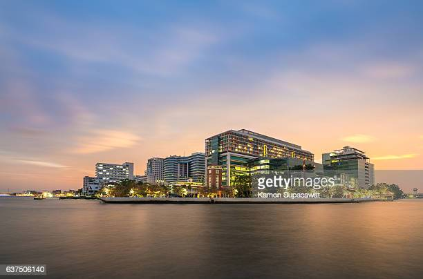 Siriraj the great hospital in Bangkok Thailand
