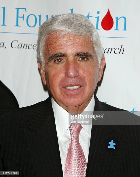 Sirius Satellite Radio CEO Mel Karmazin arrives at the 32nd Annual TJ Martell Foundation Gala at the New York Hilton and Towers On October 23 2007 in...