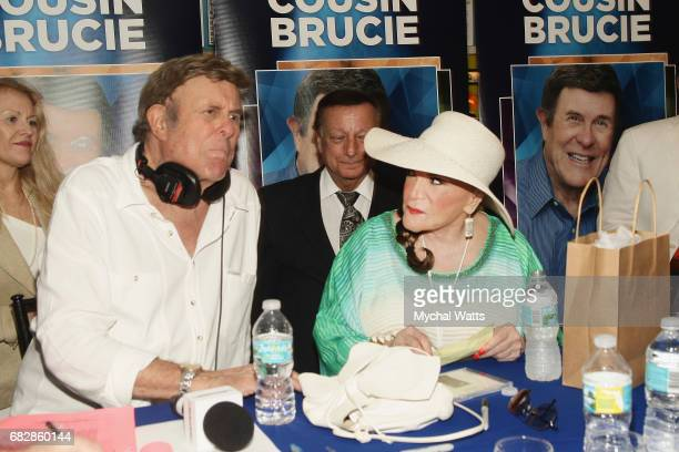 SiriusXM Cousin Brucie welcomes Connie Francis to his SiriusXM Show Brucies Saturday Night Rock and Roll Party Broadcast Live from the pinball Museum...