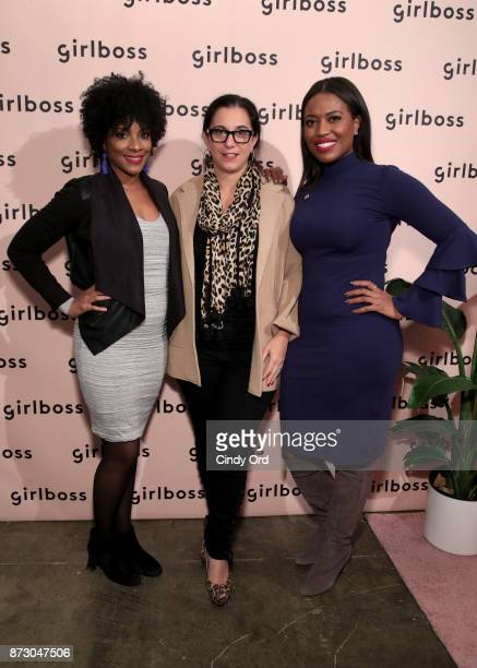 SiriusXM Director of Progressive Programming Zerlina Maxwell Crisis Text Line CEO Nancy Lublin and Planned Parenthood Director of Constituency...