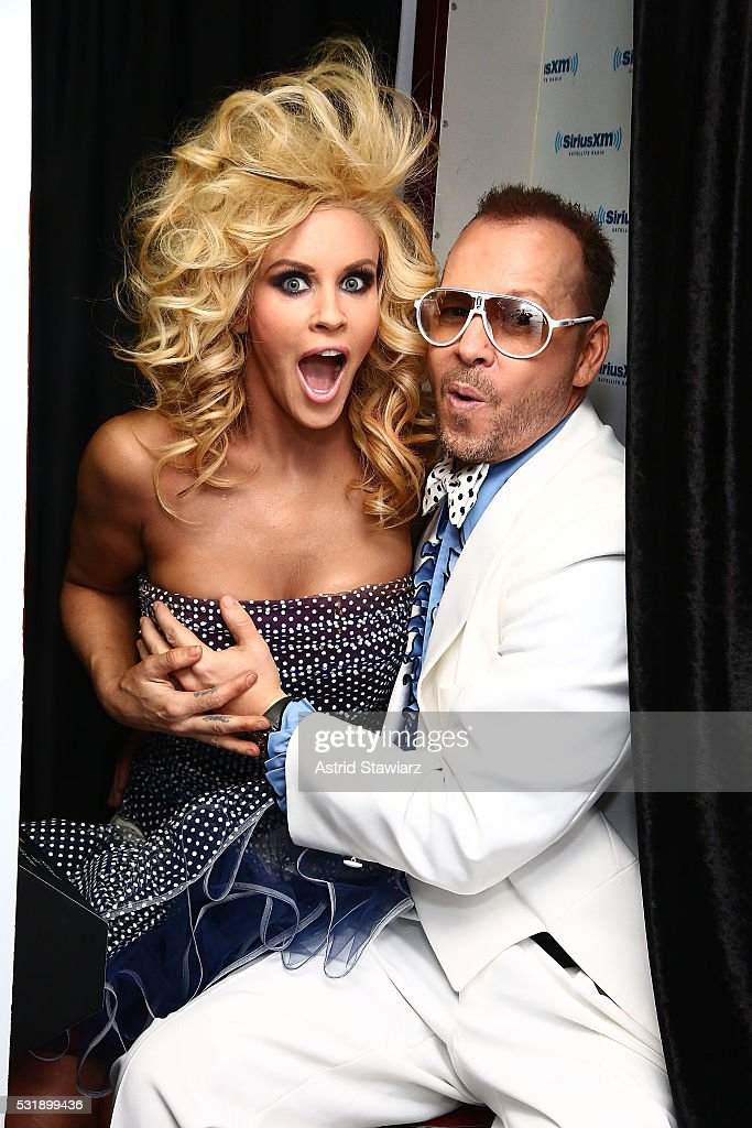 Celebrities Visit SiriusXM - May 17, 2016