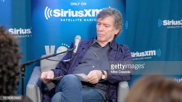 SiriusXM host Kurt Loder attends SiriusXM's Town Hall With Lenny Kravitz on August 17 2018 in New York City