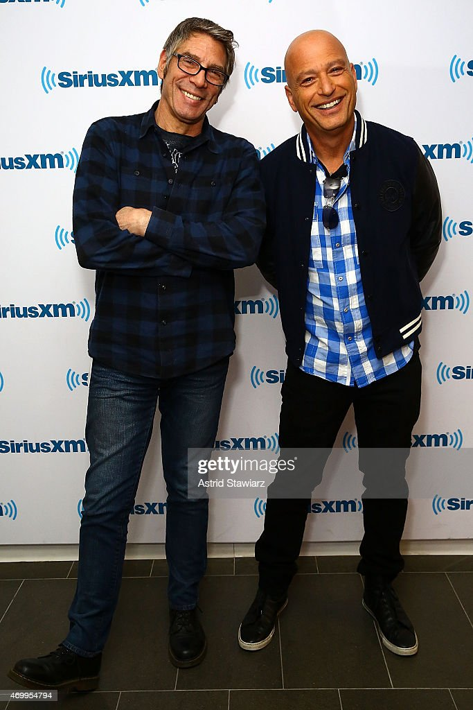 Celebrities Visit SiriusXM Studios - April 16, 2015