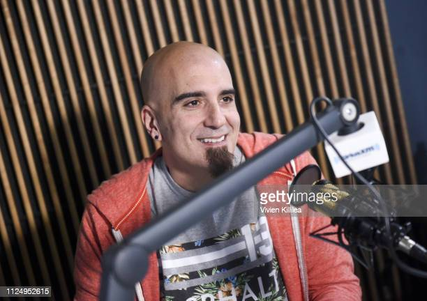 SiriusXM Host Tony Fly hosts 'Hits 1 In Hollywood' On SiriusXM Hits 1 Channel At The SiriusXM Studios In Los Angeles at SiriusXM Studios on February...