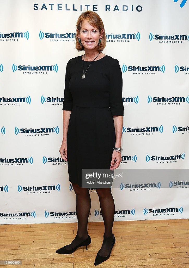 Celebrities Visit SiriusXM Studios - March 29, 2013