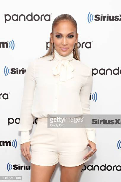 SiriusXM Town Hall with Jennifer Lopez hosted by Hoda Kotb at the SiriusXM Studios on September 10, 2019 in New York City.
