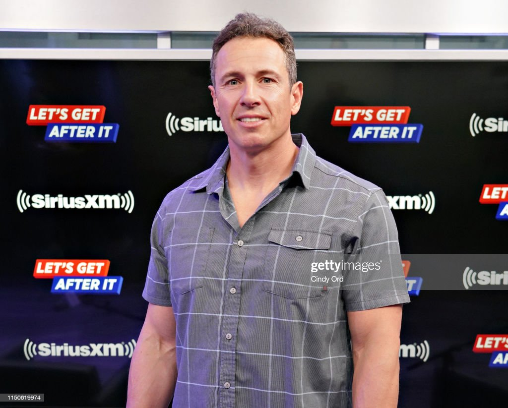 SiriusXM's Chris Cuomo Hosts A Bipartisan Conversation With Former Governors Christine Todd Whitman And Jennifer Granholm : News Photo