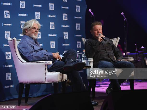 SiriusXM's Town Hall With Don Henley Hosted By Bob Seger At Austin City Limits Live At The Moody Theater In Austin TX