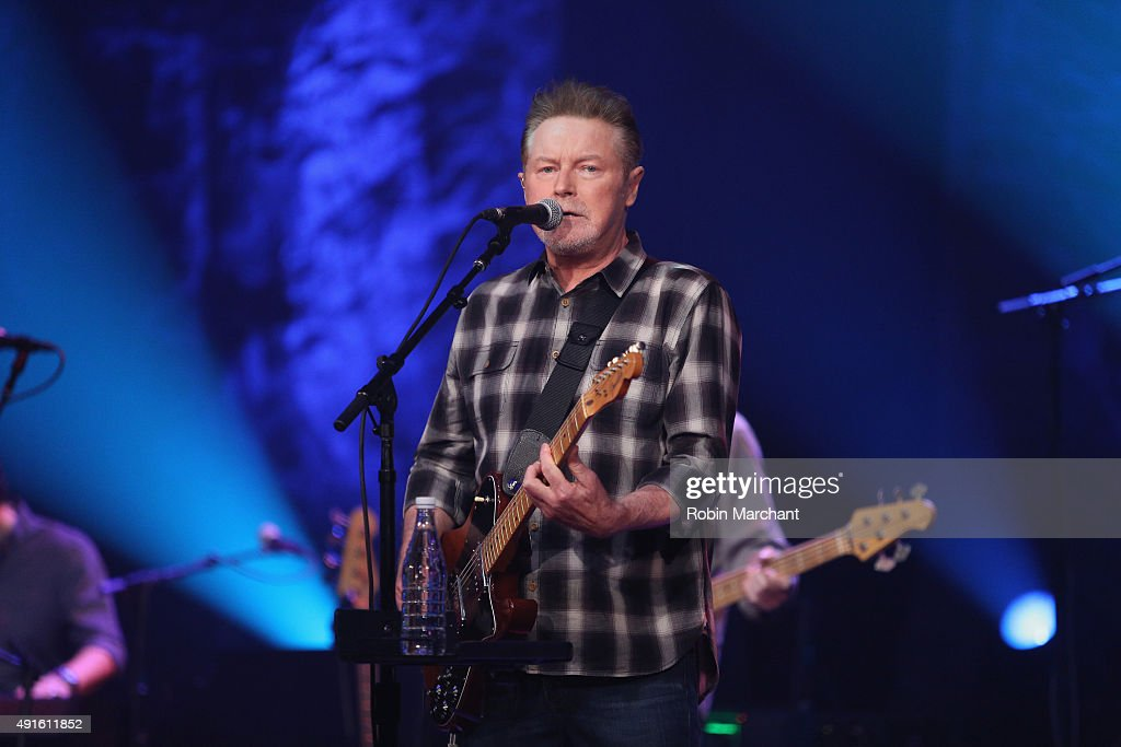 SiriusXM's Town Hall With Don Henley Hosted By Bob Seger At Austin City Limits Live At The Moody Theater In Austin, TX : News Photo