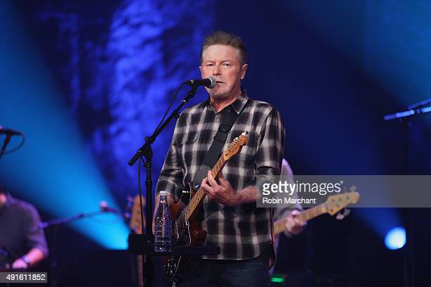 SiriusXM's Town Hall With Don Henley Hosted By Bob Seger At Austin City Limits Live At The Moody Theater In Austin, TX