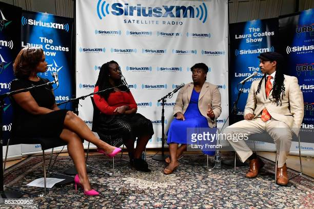 SiriusXM's Urban View Presents Defining Justice In 2017 An Exclusive Subscriber Event with host Laura Coates Senior advisor at the Leadership...